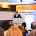 "ILO Office for Turkey launches ""Gender Equality Model in SMEs"" in Turkey for gender equality at work"
